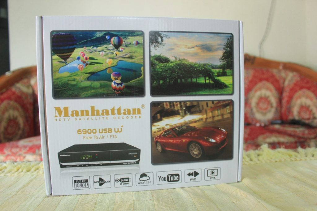Kotak Box Manhattan 6900 USB W+